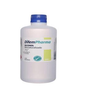 ALCOHOL LIQUIDO DIFEM 500 ML